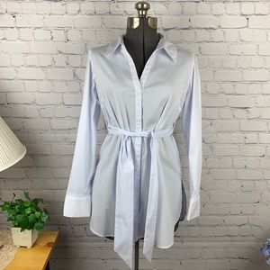 Motherhood Button Down Blouse Measurements In Pic